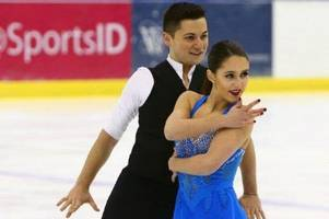 skaters lewis gibson and lilah fear head to european championships