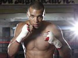 chris eubank jnr looking for 'ticket to the big time'