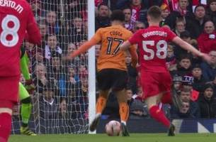liverpool vs. wolverhampton | 2016-17 fa cup highlights
