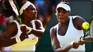 williams sisters to clash in women's singles final of australianopen