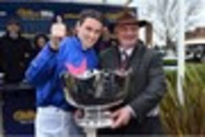 paddy brennan's festival trials day fit for a king as royal...