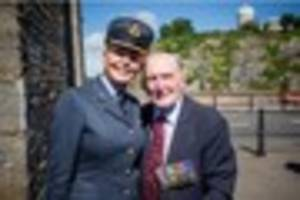 petition for last dambuster to receive knighthood handed to 10...
