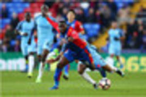 crystal palace hit by 'big blow' as new boy goes off injured...