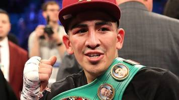 leo santa cruz says his management team will have to agree to belfast bout with frampton