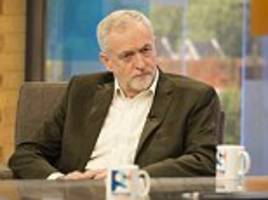 jeremy corbyn to sack brexit rebels but they'll be back