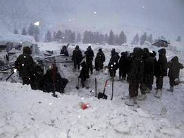 machhil snow tragedy: 5 soldiers succumb to injuries