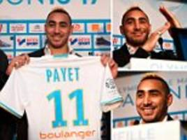payet feels no need to 'justify' behaviour to west ham