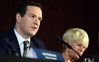 george osborne has another new job, and he's teaming up with john mccain