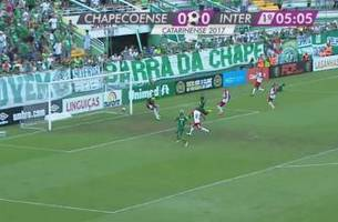 watch chapecoense score in their first official win since devastating plane crash