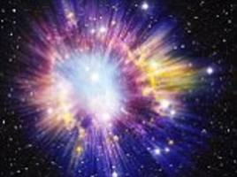 'ghost particles' could shed light on dark matter