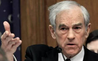 ron paul warns: second financial bubble going to burst soon... even trump can't stop it