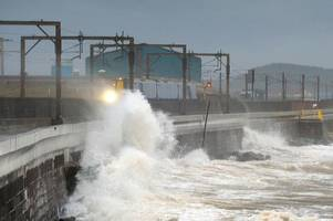 brace yourself for 'storm doris' as latest severe weather front hones in on scotland