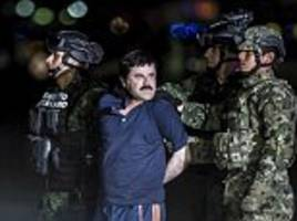 former special agent writing back on el chapo