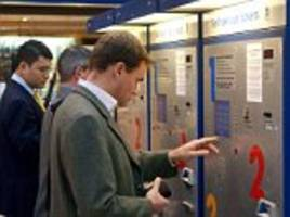 train firms urged to update machines to halt fares rip-off