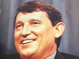 graham taylor funeral: family and friends pay respects