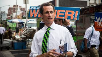 anthony weiner's latest sexting scandal could land him in prison