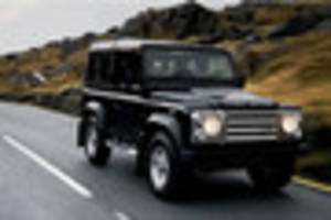 landrover defender owners urged to keep vehicles locked after...