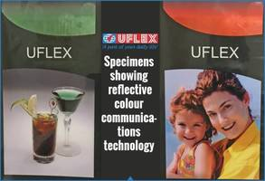 Uflex Launches Reflective Colour Communications System for the Converting Industry