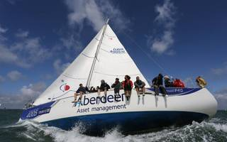 och no: aberdeen asset management shares tumble on more outflows