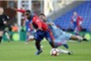 crystal palace make changes as injured duo are left out of 25-man...