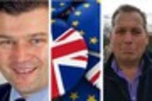 how did your mp vote on article 50 brexit bill? liam fox, jacob...