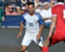 team news: feilhaber, mccarty among u.s. starters against jamaica