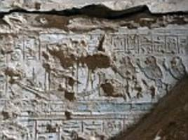 did ancient egyptian scribes worship baboons?