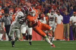 clemson football: jordan leggett could be a mid round steal in 2017 nfl draft
