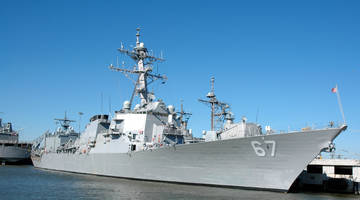 us sends navy destroyer off yemen coast as tensions with iran rise