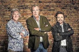 clarkson shows his softer side with plug for charity