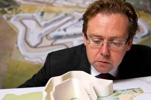 mp challenges circuit of wales bosses to let him publish tape of meeting