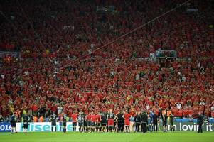 the trailer for 'don't take me home' documentary on wales' historic euro 2016 campaign has been released