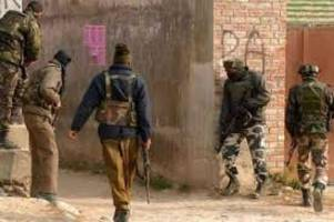 j&k: 2 two terrorists killed in encounter with security forces in baramullah