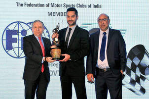 racer gill wins fmsci's person of the year award