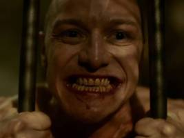 'split' continues to dominate at the box office