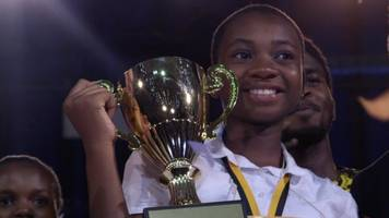meet the girl representing all of africa in this year's spelling bee