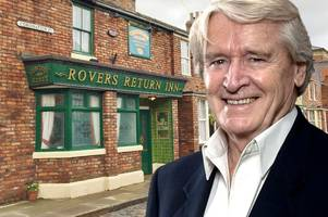 ken barlow could be killed off after corrie bosses write in shocking storyline