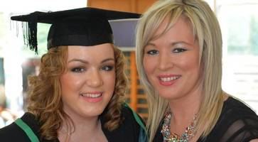 being a teenage mother turned me into a stronger person, reveals sinn fein's michelle o'neill