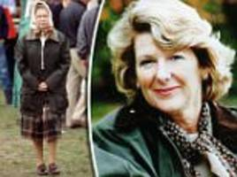queen refused to part with her barbour jacket
