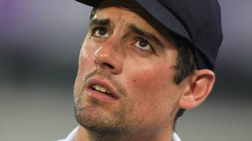 alastair cook was 'drained' by england captaincy - andrew strauss