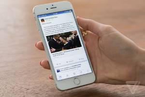facebook launches fake news filter in france