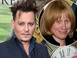 johnny depp 'fired agent because he couldn't afford fee'