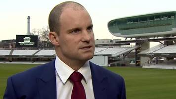 alastair cook: andrew strauss coy on joe root captaincy rumours