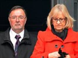 dentist spared jail after wife he tried to kill begs judge