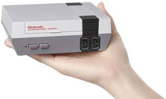 The NES Mini Has Outsold The Wii U - Time To Change The Game?