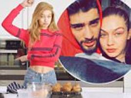 gigi hadid gushes about zayn malik's mother's cooking