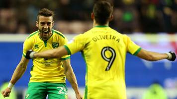 strugglers wigan hold norwich to draw