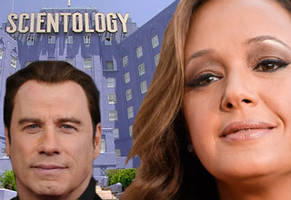 leah remini claims that john travolta can kill someone in front of scientologist