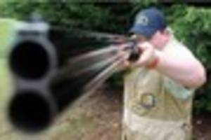 shooter matt panter gets his first great britain call-up with...