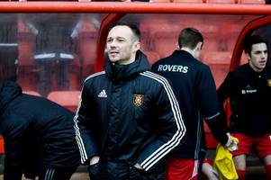 albion rovers boss darren young calls for his players to do better after losing to league one bottom club stranraer